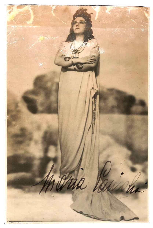 Maria Caniglia Net Worth