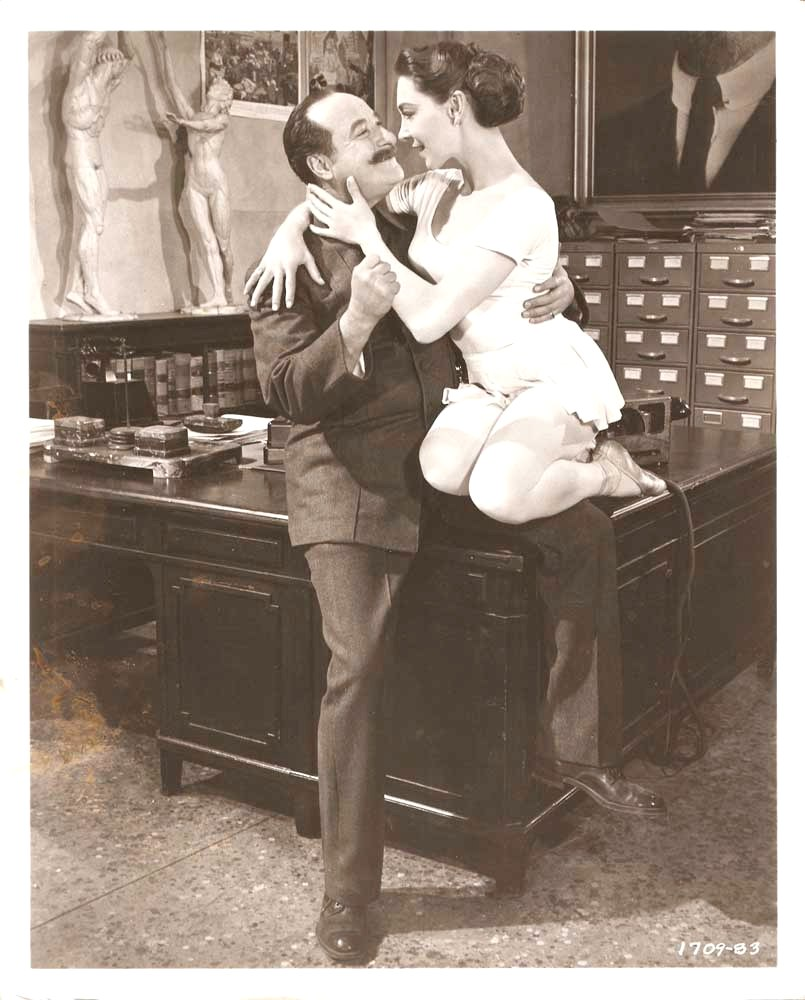 "Details about BELITA & GEORGE TOBIAS ""Silk Stockings"" D-Weight ..."