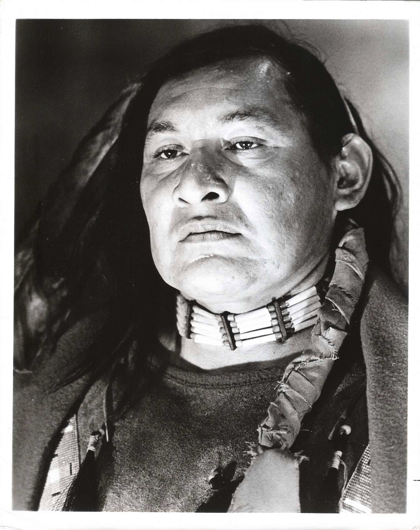 "WILL SAMPSON in ""The White Buffalo"" Original Vintage ..."
